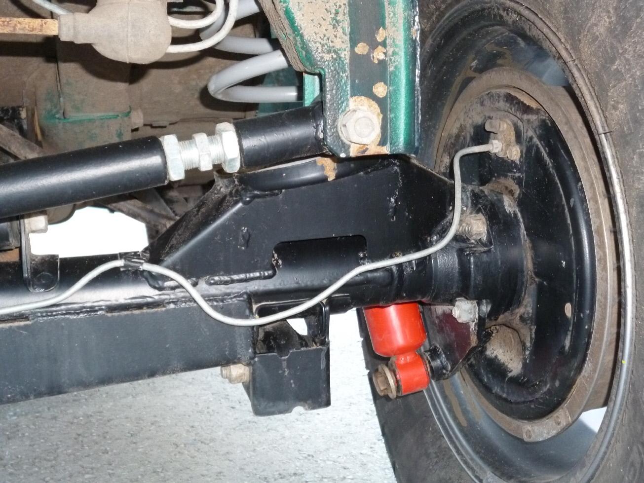 Задняя подвеска нива шевроле ремонт