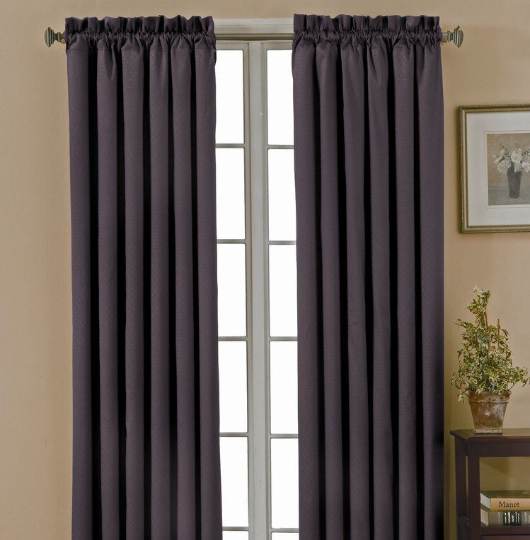 Curtain in french