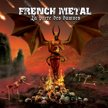French Metal Compilation #22 FM-022