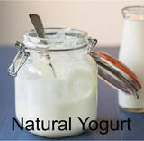 Yogurt Plain all natural 1Liter