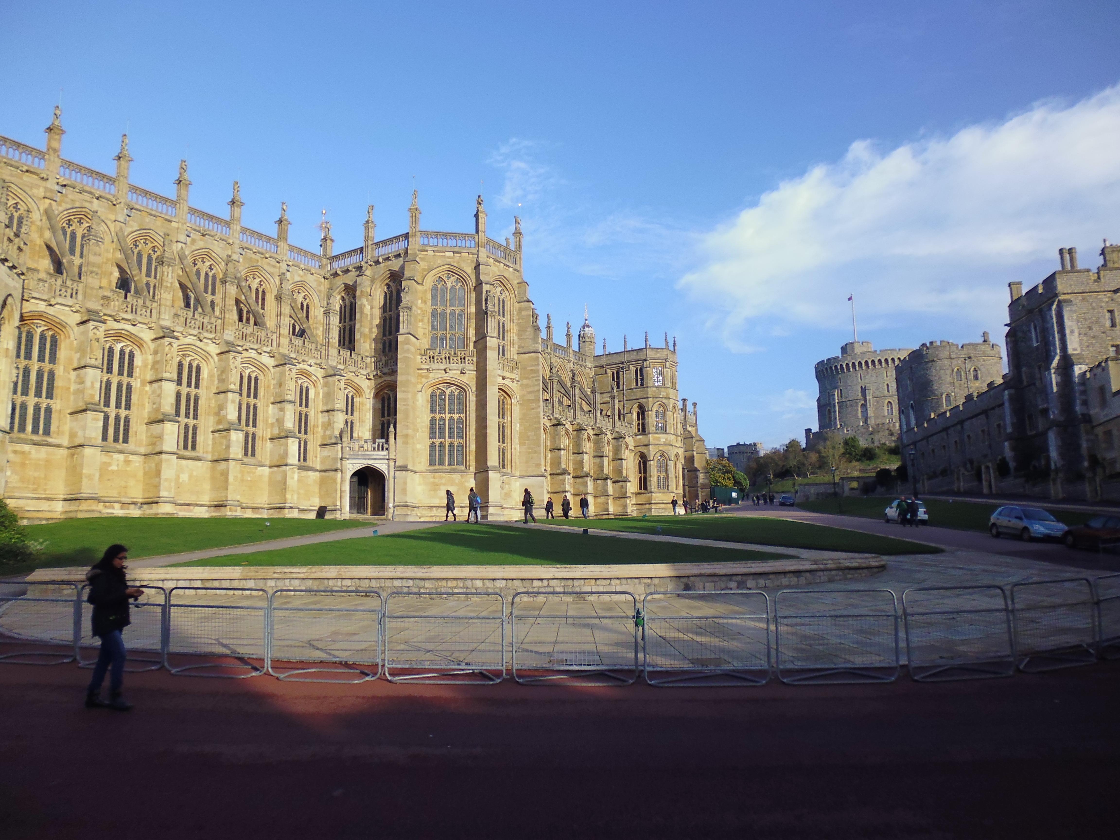 Windsor castle tour hours
