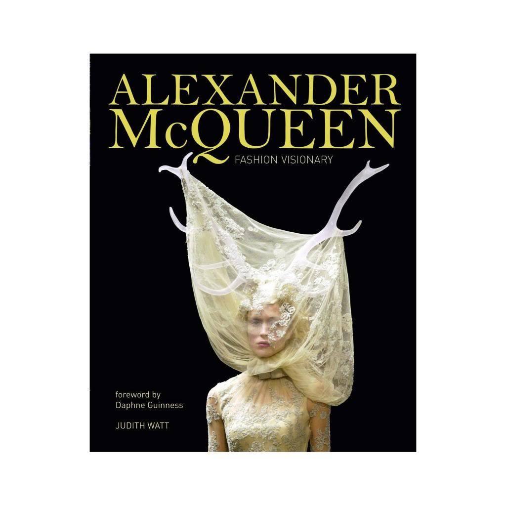 Visual Merchandising, Flagship Store Design, Retail Alexander mcqueen fashion visionary book
