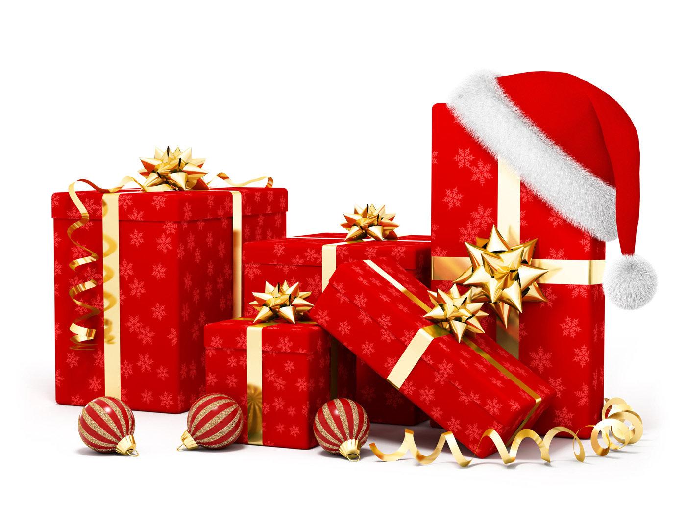 Новогодние подарки на 2018 год