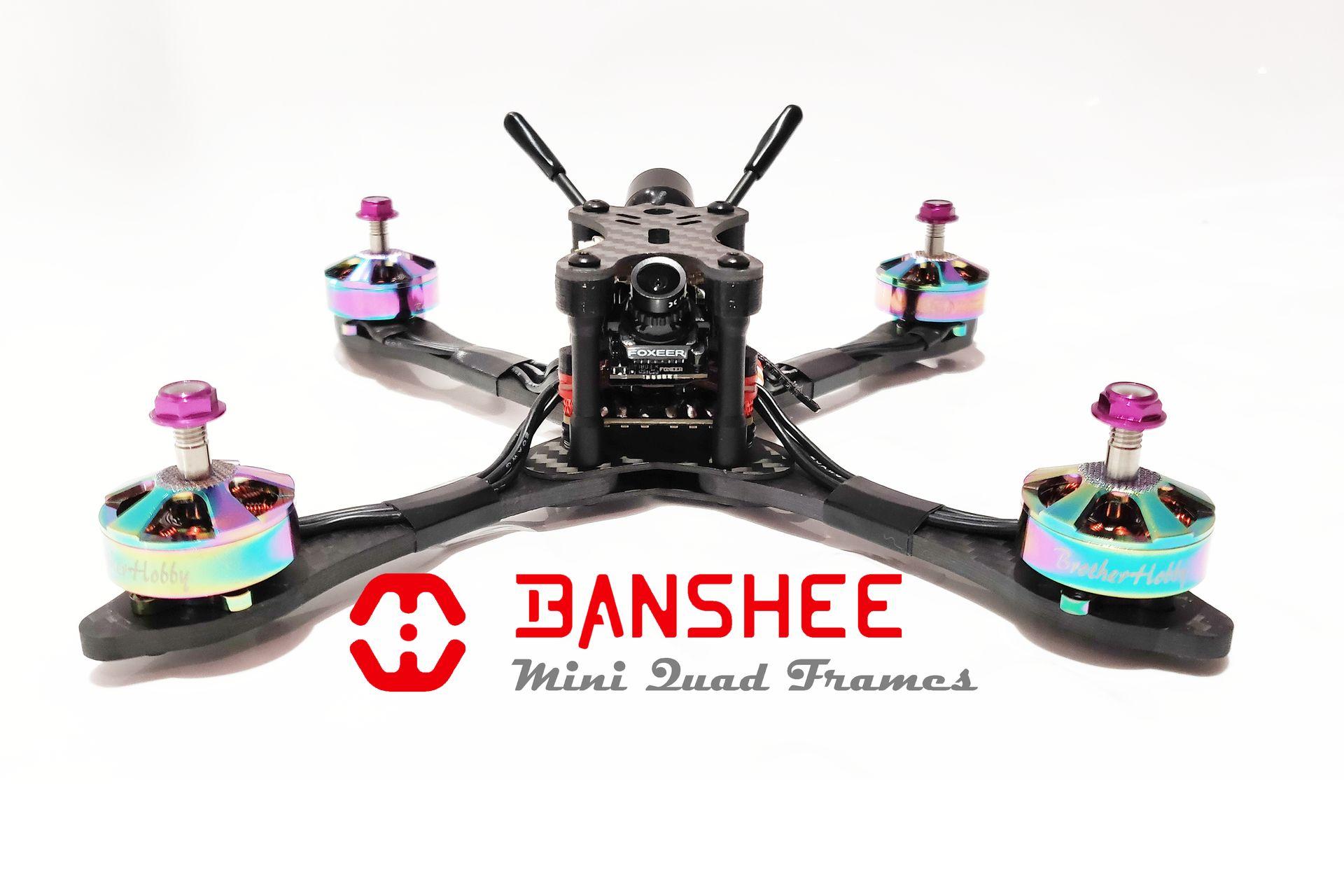 Banshee Mini Quad Frames Australia