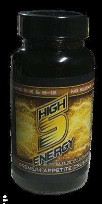 High 5 Energy Appetite Crusher Bottle 30ct