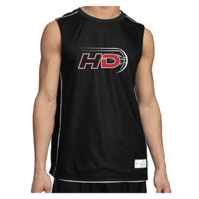 Youth HD_BnWReversibleGameJersey