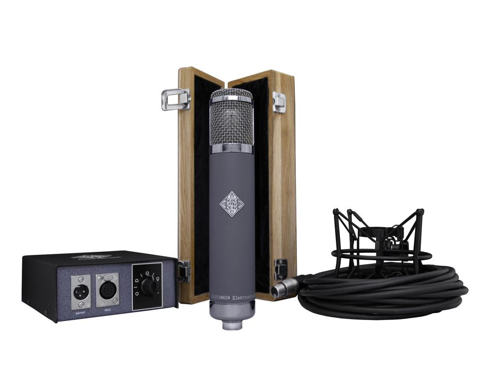 Telefunken Elektroakustik AR-51 tube microphone system