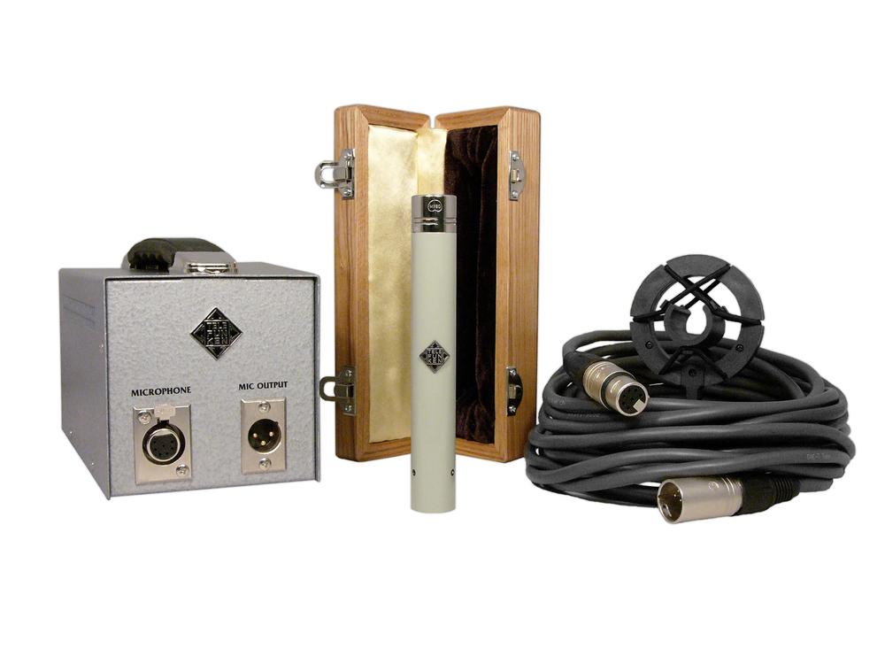 Telefunken Elektroakustik M260 tube microphone system