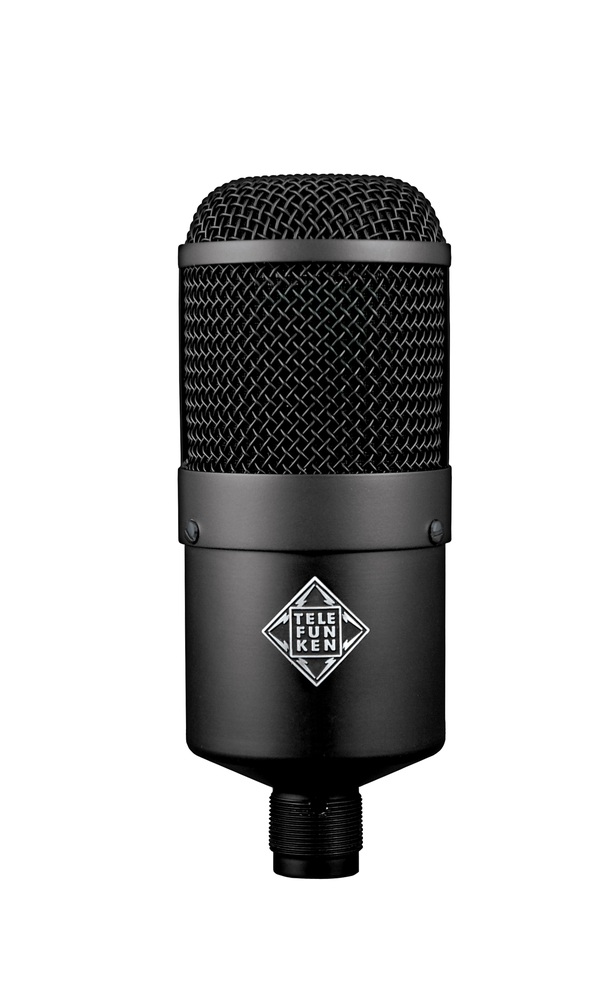 Telefunken Elektroakustik M82 large capsule dynamic microphone