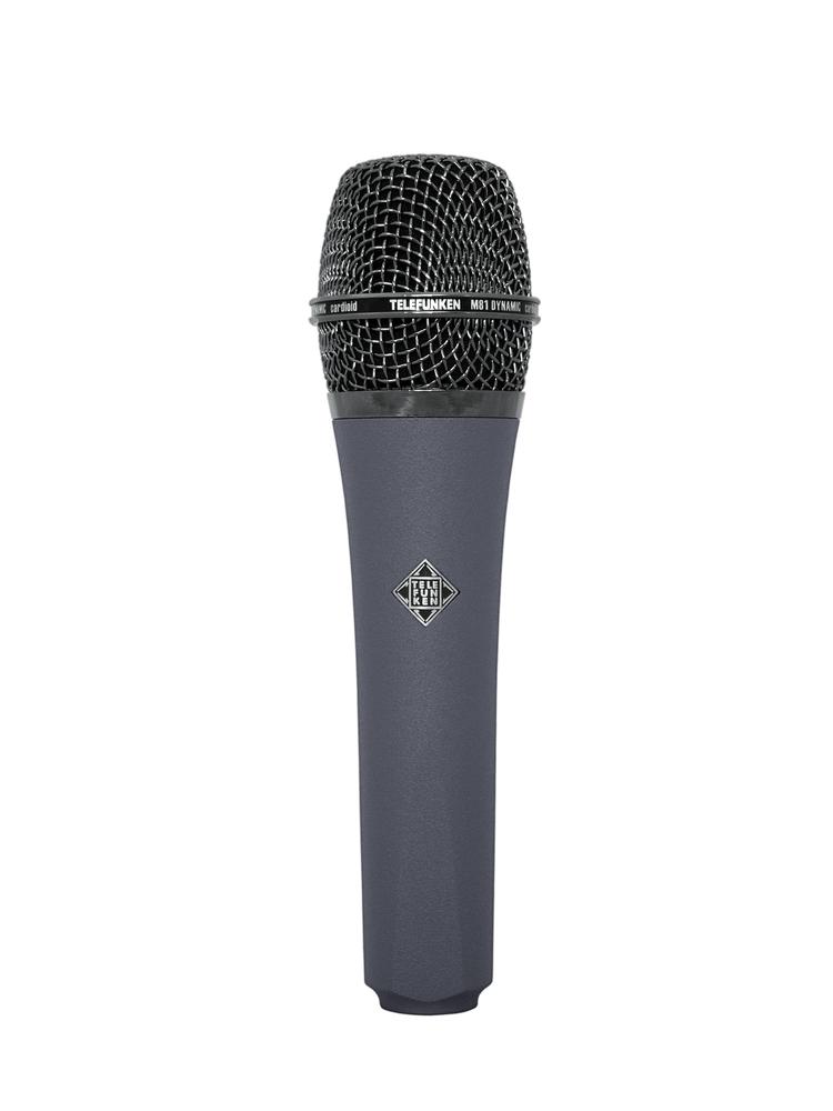 Telefunken Elektroakustik M81 dynamic instrument microphone