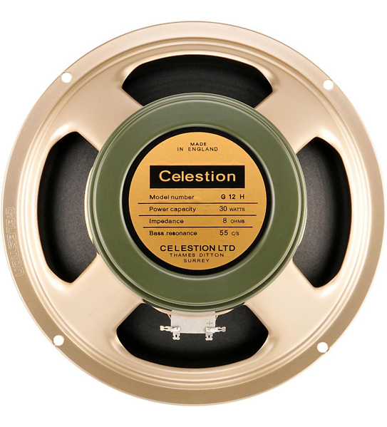Celestion G12H Classic Anniversary speaker 16 ohm 30 watts