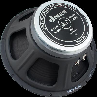 Jensen Jets Electric Lightning 12-70 ceramic speaker 70 watts 8 ohm