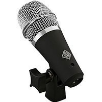 Telefunken M80 SH dynamic mic, (select chrome or black grille)