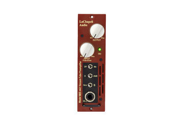 LaChapell 583s mk.2 single channel 500 series microphone vacuum tube preamp