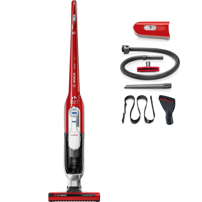 Bosch BBH65PETGB Athlet Cordless Vacuum Cleaner