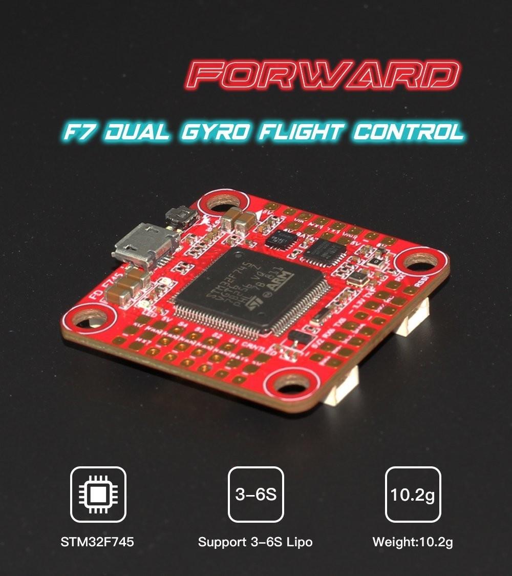HGLRC F7 Forward 6S Flight Controller