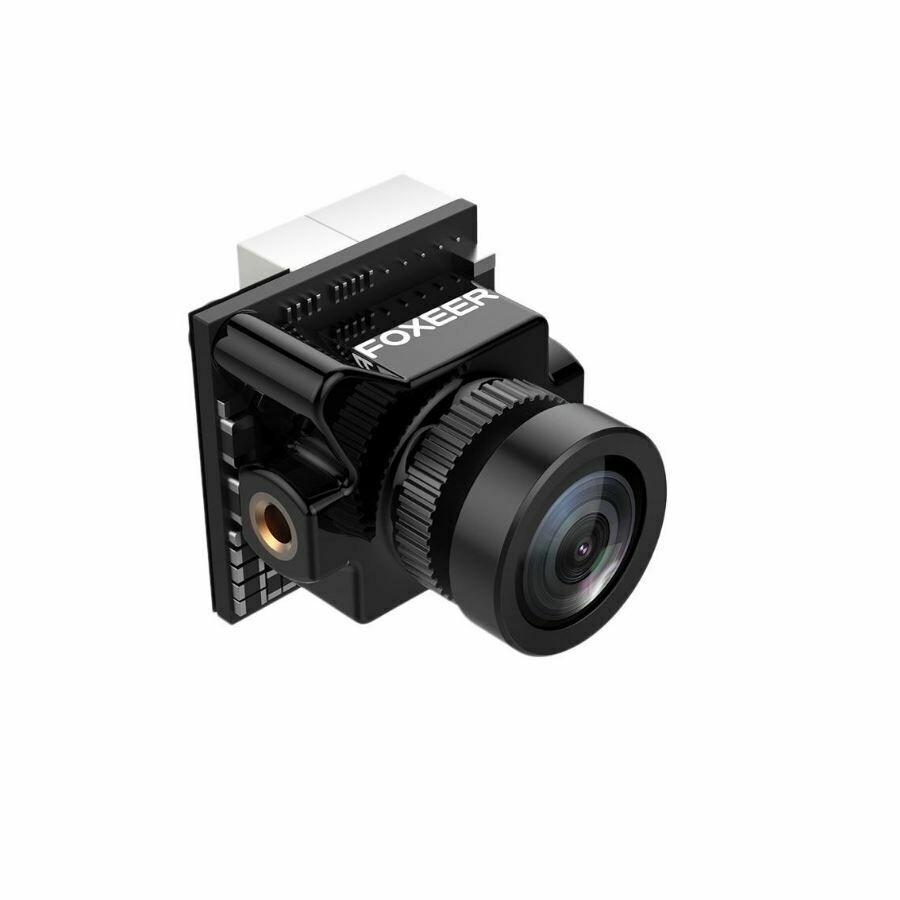 Foxeer Predator V4 Micro (Black, 1.8mm lens, Plug)