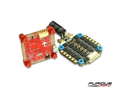 FuriousFPV RacePit & Hobbywing Xrotor 60A 6S 4in1 Combo