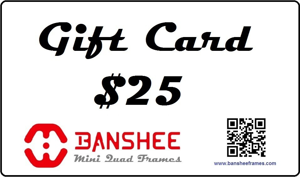 Banshee Store Gift Vouchers