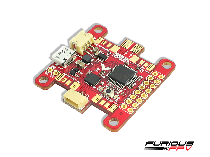 FuriousFPV KOMBINI Flight Controller - DSHOT600 Version