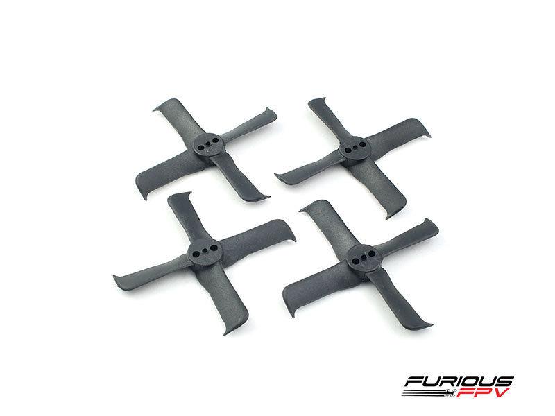 FleekProp 2036-4 Propellers (2CW - 2CCW) - Matte Black