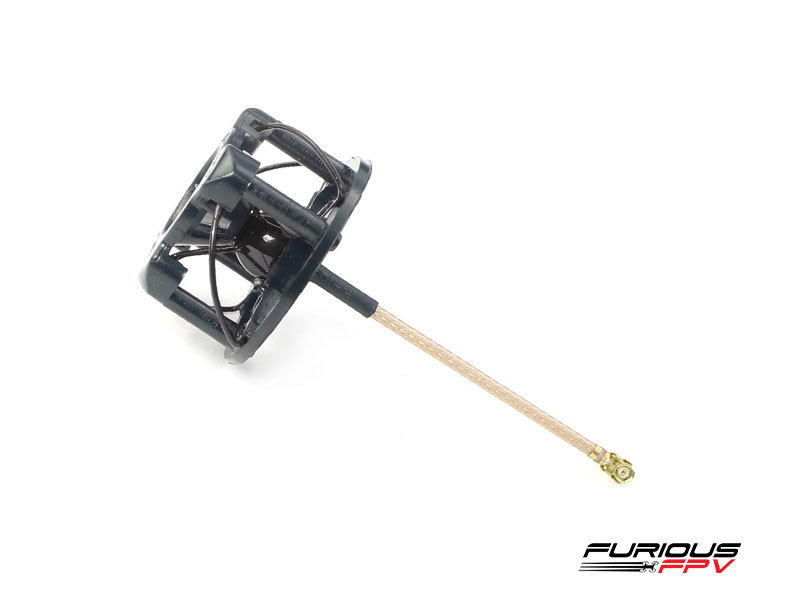 Furious FPV RCHP Antenna Black Cover (cover only)