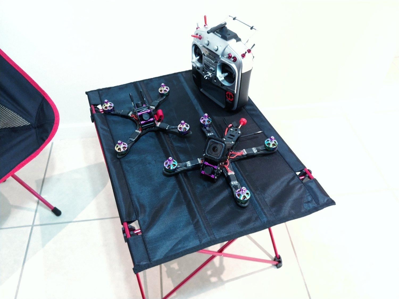 Banshee Ultra Portable Quad Table