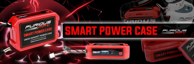 FuriousFPV Smart Battery Case