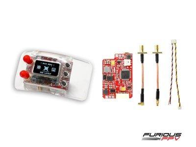 Furious True-D 2.4 GHz Diversity Receiver System - RX TX COMBO