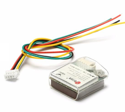 Ublox M8N GPS Module for F3/F4 Flight Controllers (Wings only - no Compass)