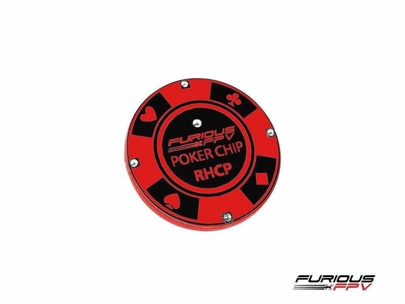 FuriousFPV RCHP Poker Chip 10db Antenna