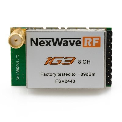 Fatshark 1G3RX 1.3ghz Receiver Module for Dominators & Dock-King