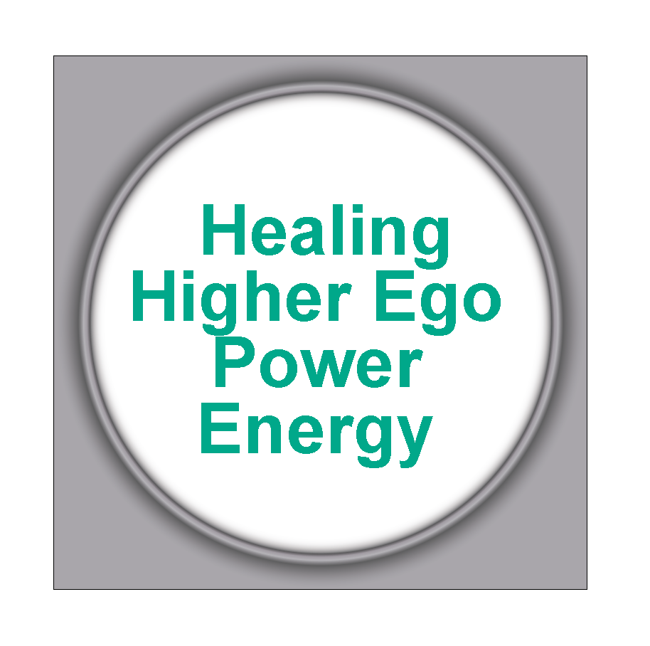 Healing Higher Ego Power Energy 1HHEPE