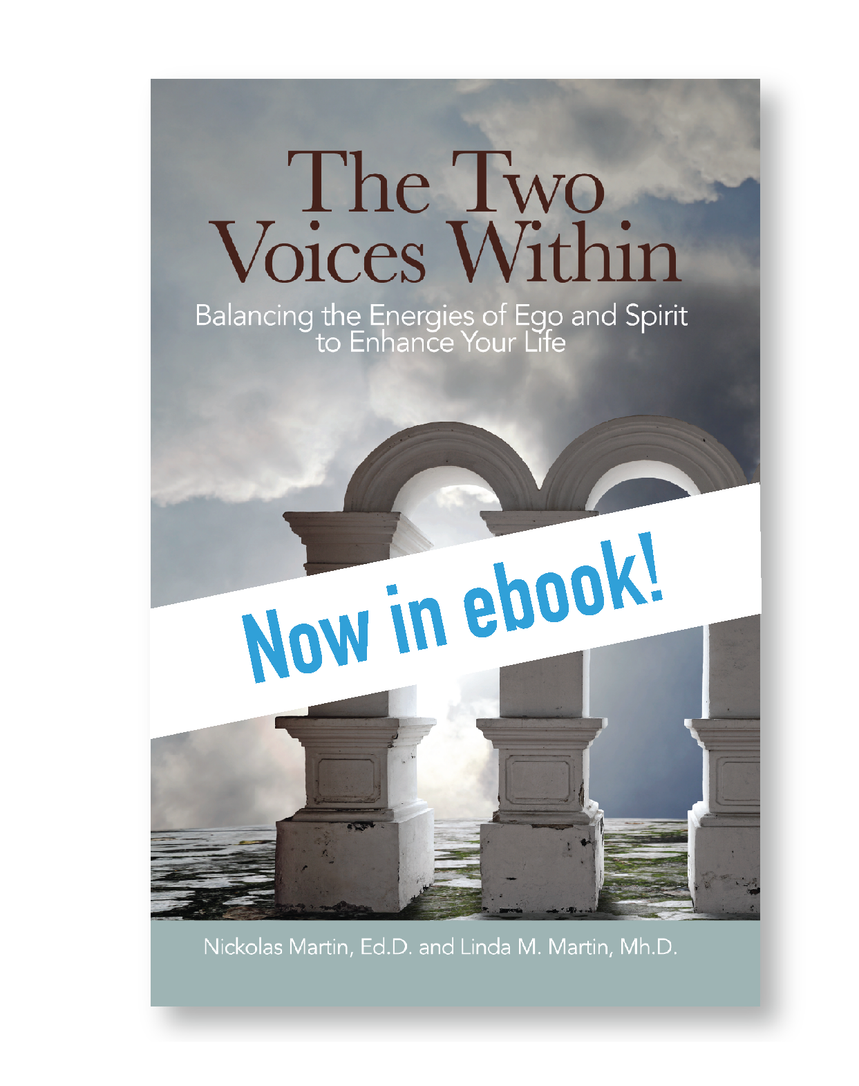 The Two Voices Within: The Energies of Ego and Spirit eBookTTVW