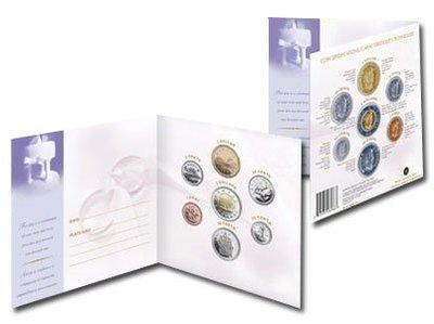 Канада. Елизавета II. 2006. Набор монет. Серия: Свадьба. #03.