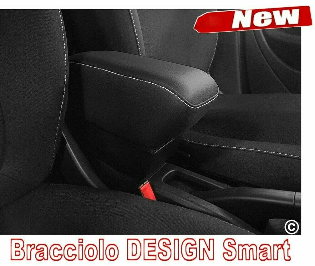 Armrest fs design Smart 453 ForTwo - ForFour - EQ New - mittelarmlehne