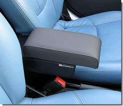 Armrest with storage for Smart ForTwo (models 450 e 451)