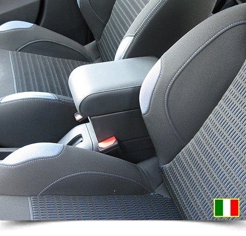 Armrest with storage for Peugeot 208