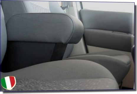 Armrest with storage for Renault Modus / Grand Modus