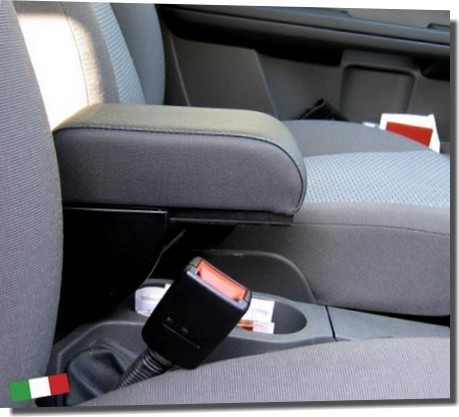 Adjustable armrest with storage for Ford Focus C Max (2003-2007)