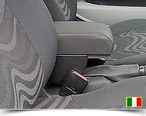 Adjustable armrest with storage for Opel Agila (up to 2008)