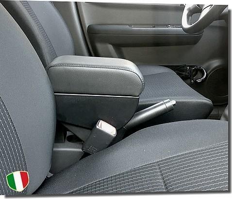 Adjustable armrest with storage for Suzuki Swift 2010 - 2017