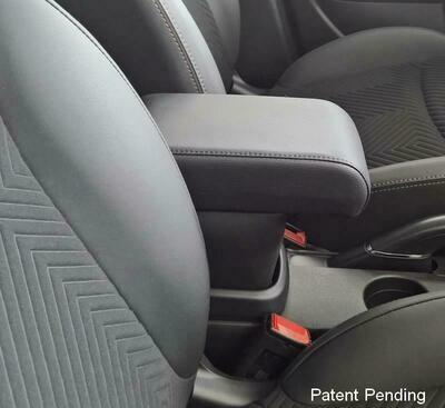 Fiat 500L bracciolo Premium (Restyling dal 2017) regolabile con portaoggetti - accoudoir 500L Premium