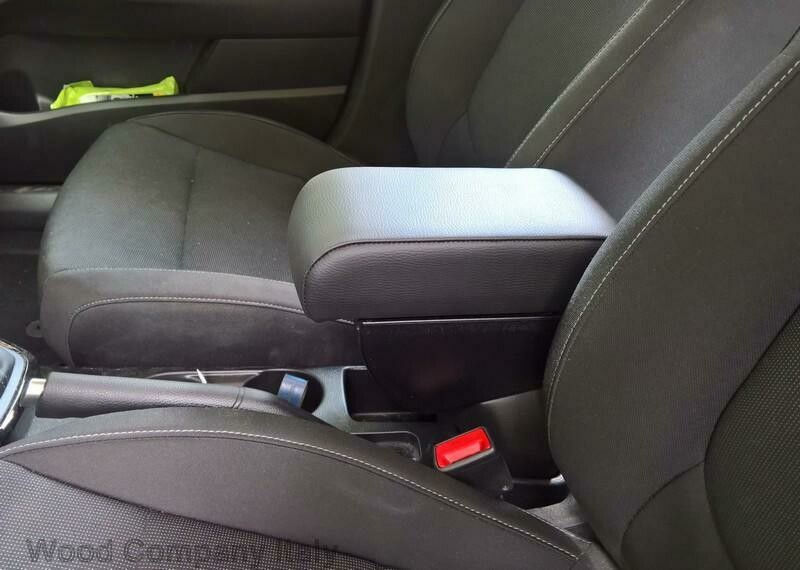 Adjustable Armrest with double storage for Kia Rio (from 2017>)