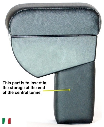 Adjustable armrest with storage for Ford C Max (2007-2010)