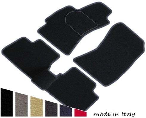 Subaru - Tappeti in vero velluto su misura - 6 colori a scelta