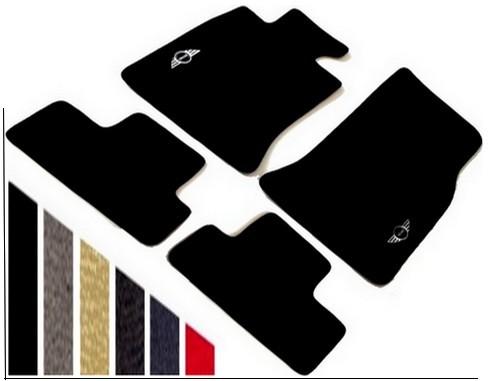 Mini - Tappeti in vero velluto su misura - 6 colori a scelta