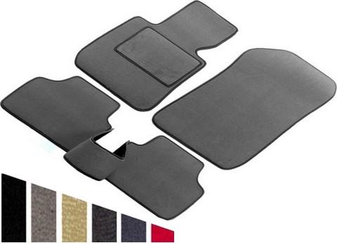 Bmw - Tappeti in vero velluto su misura - 6 colori a scelta