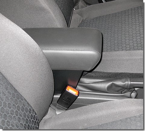 Armrest with storage for Opel Corsa E (2015 >)