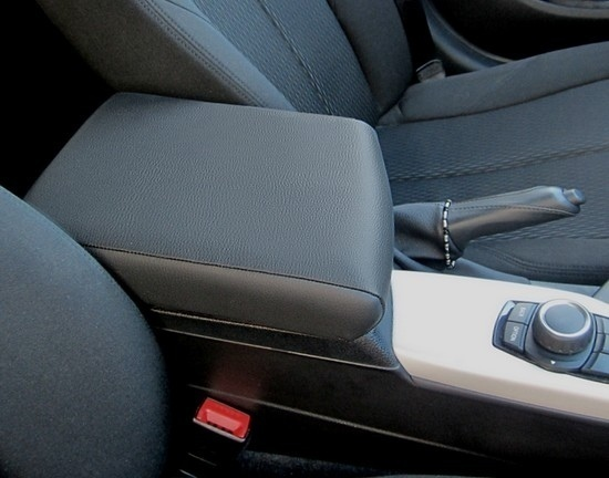 Armrest EXCLUSIVE DESIGN for BMW 1 F20 and F21